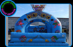 14'X14' PIRATE BOUNCE  $219.00 DISCOUNTED PRICE